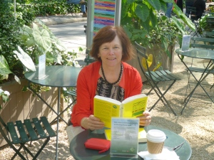Bryant Park Outdoor reading room
