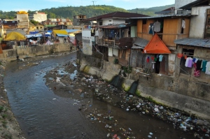 Ambon river trash (and more trash)