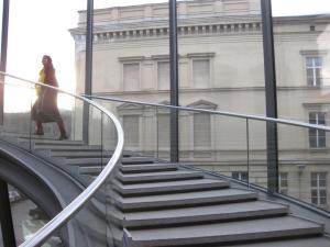 Elizabeth at Das Deutsche Historische Museum